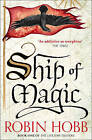 Ship of Magic (The Liveship Traders, Book 1) by Robin Hobb (Paperback, 2015)