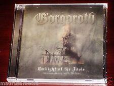 Gorgoroth: Twilight Of The Idols CD 2003 Nuclear Blast USA Records NB 1039-2 NEW