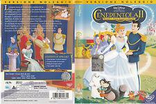 Cenerentola 2 II (2001) DVD - EX NOLEGGIO - OLOGRAMMA TONDO (Z3-DN0065)