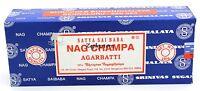 Nag Champa 250 Grams Box - Original 2016 - Free Shipping