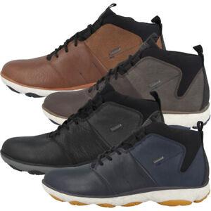 Details zu GEOX U Nebula 4X4ABX A Schuhe Freizeit Hiking Sneaker Halbschuhe U742VA046EKC