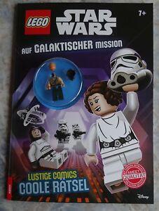"""LEGO STAR WARS """"Auf galaktischer Mission"""", mit Minifigur Kordi Freemaker"""