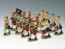 King (and) & Country EA026 - Pipes & Drums - Retired