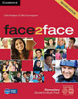 Face2face Elementary Student's Book with DVD-ROM and Online Workbook Pack by Chris Redston, Gillie Cunningham (Mixed media product, 2013)