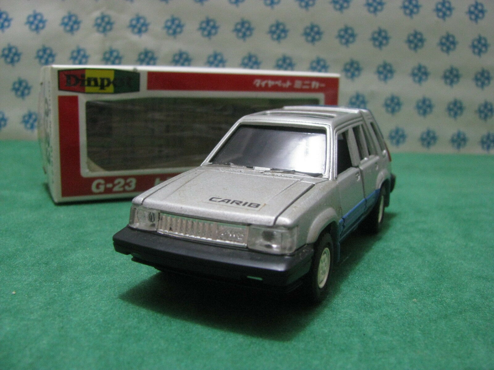 Vintage - TOYOTA Sprinter Carib 4WD - 1 40 G-23 Diapet Yonezawa toys n°01624