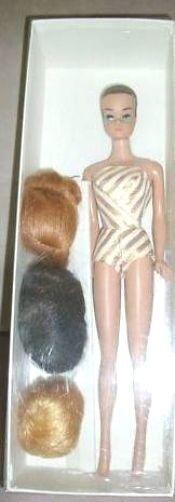 Vintage 1963 Modischer Queen Barbie Seltener Htf