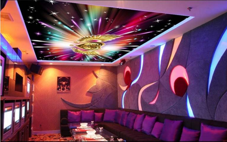 3D Starlight Wing Image 78 Wall Paper Wall Print Decal Wall Deco AJ WALLPAPER