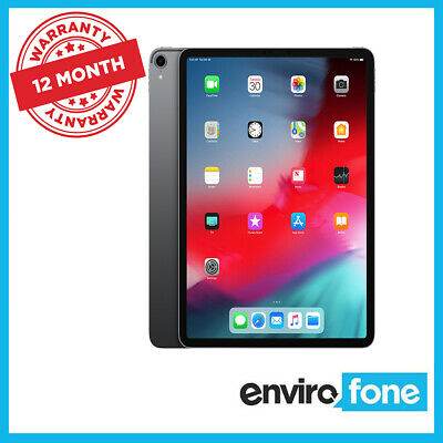 Apple iPad Pro 12.9 (2018) 64GB 256GB 512GB 1TB SIM Free Refurbished Tablet