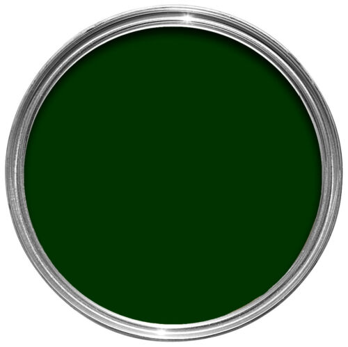 1 of 1 - Hammerite Smooth Dark Green 5 Litre Direct to Metal Paint Smooth Gloss Finish 5L
