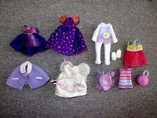 KELLY & Friends Clothes Purples 1 Pair Shoes   Lot R43