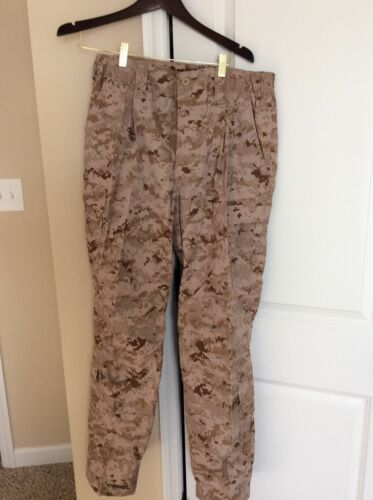 TAN FROG DESERT COMBAT PANT CRYE PRECISION SWCC EOD LARGE LONG NEW W O TAG