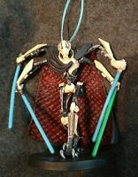 Star Wars General Grievous Christmas Ornament Caped
