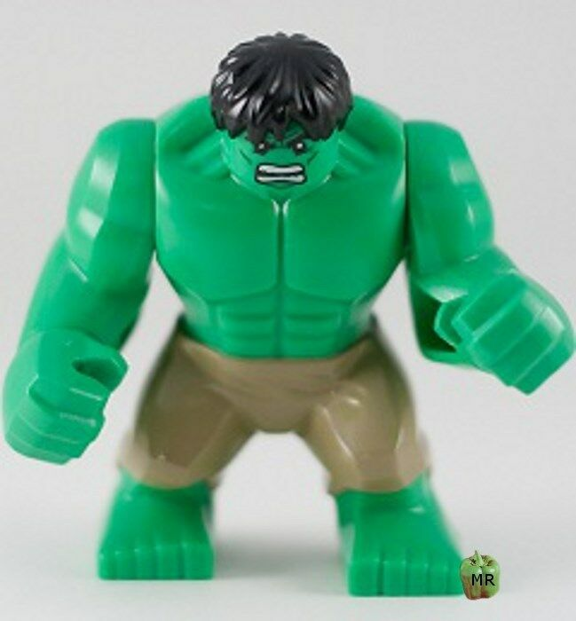 LEGO 6868 - Super Heroes - The HULK - Mini Figure   Minifig