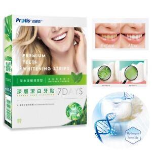 普麗斯 Protis Premium Teeth Whitening Strips 7 Days Amount Box