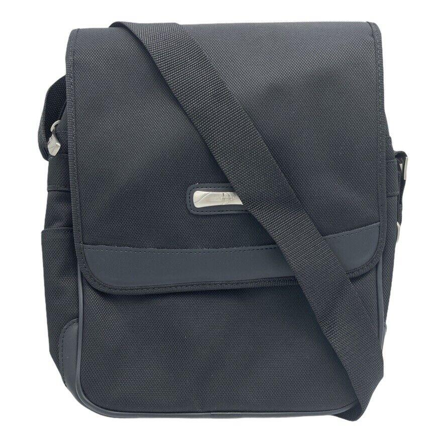 Studio D Travel Crossbody Bag Black
