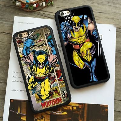Xmen Wolverine Logo iphone case