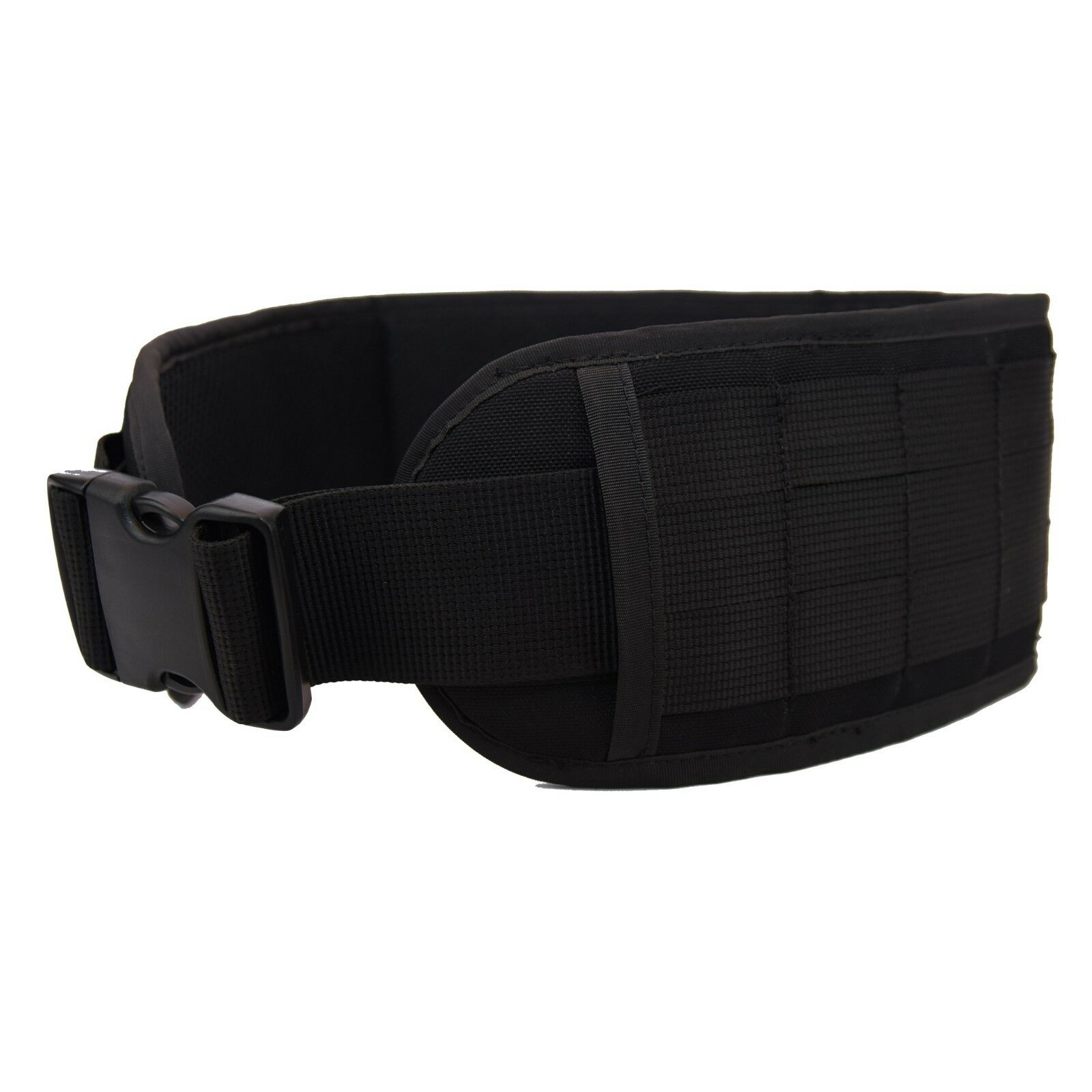 MENS MILITARY TACTICAL PADDED MOLLE WAIST BELT