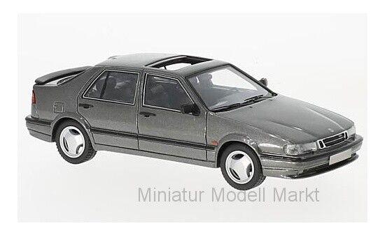 Neo Saab 9000 CS - metallic-grey metallic-grey metallic-grey - 1995 - 1 43 eb0d34
