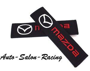 JDM PAIR SUPREME Embroidered Racing Seat Belt Shoulder Cover Pads Supreme Red