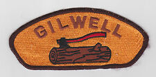 SCOUTS OF BELIZE - Scout Leader Gilwell Woodbadge Training Team Emblem Patch