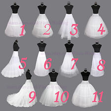 Wedding Petticoat/Bridal Hoop Hoopless Crinoline/Prom Underskirt/Fancy Skirt