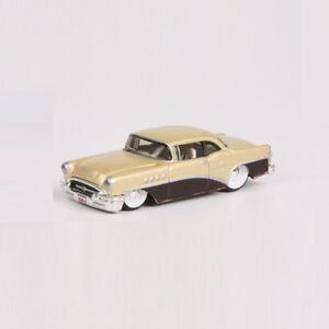 1-64-maisto-1955-Buick-Siecle-Diecast-classique-vehicules-voiture-de-collection-jouet