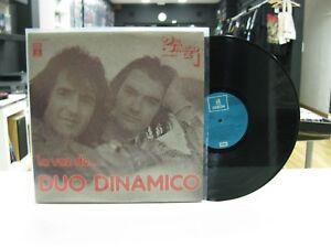Duo-Dinamico-2LP-Spanisch-Die-Voz-Von-1976-Klappcover