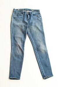Madewell-Skinny-Skinny-Ankle-Denim-Jeans-Size-24