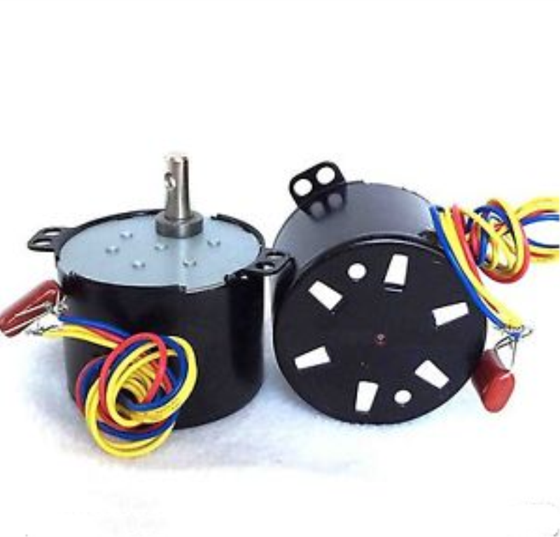 Synchronous Motor 50KTYZ AC 220V 240V 50//60Hz 30rmp//m CW//CCW 6W Torque 2.8kgf.cm
