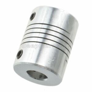 DR 7mm x 7mm CNC Flexible Coupling Shaft Coupler Encode Connector D20 L25