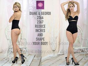 0d9d3d68f087 Image is loading FAJA-High-Waist-Control-Bodysuit-Thong-Strapless-Body-