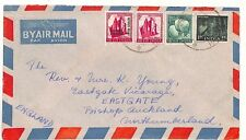 AJ217 1971 India REFUGEE RELIEF Obligatory Tax Franking Airmail{samwells-covers}