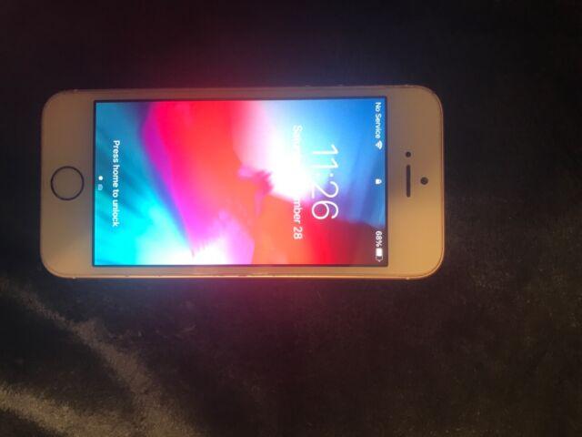 Apple iPhone SE - 64GB - Rose Gold (Unlocked) A1723 (CDMA + GSM)