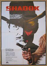 Filmplakat / movie poster  EA A1  Shadok / Buckskin   Barry Sullivan