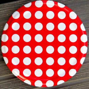 Twist-Off-Deckel TO 66 Schraubdeckel Ø 66 mm Deckel für Gläser 30 Stück