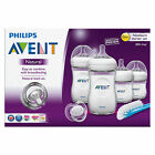 Philips AVENT Natural Newborn Starter Set Bottle Brush Teats Bottles 0 Months