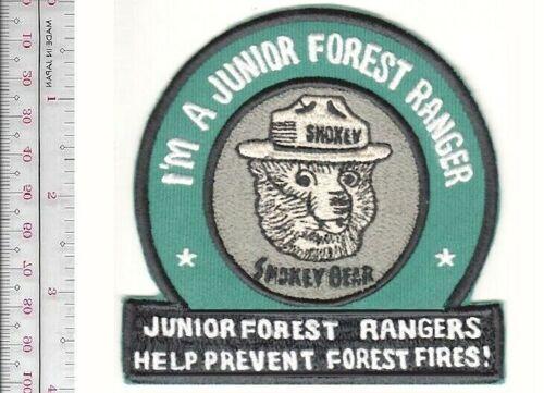 Smokey Junior Forest Rangers /'/'Help Prevent Forest Fires!/'/' Hot Shot Wildand Fir