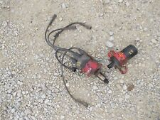 Massey Harris 33 Tractor Engine Motor Distributor Drive Assembly Coil