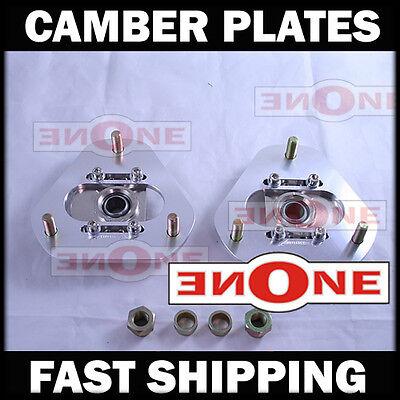 MK1 PillowBall Bearing Camber Kit Plates 1982-1985 MK2 Supra MA60