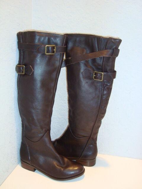 Reba Boots NWOB Womens Reba Stand Brown Boots Reba Shoes 6.5 Medium NEW 52d0e1