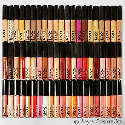"6 NYX Mega Shine Lip Gloss ""Pick Your 6 Color""  *Joy's cosmetics*"