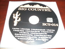 BIG COUNTRY KARAOKE BCY-014 TODAYS BIGGEST COUNTRY & AMERICANA HITS CD+G 15 TRX