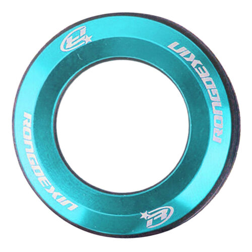 Bicycle Headset Cap Bike Front Fork Stem Top Bowl Steering Tube Cover Parts