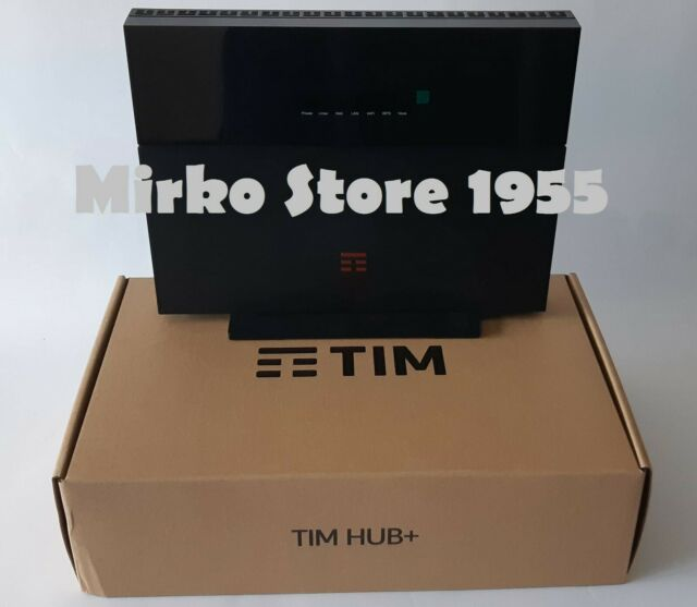 MODEM TIM HUB+ ZTE H388X NUOVO MODELLO 2020 WIFI 6  TIM HUB +