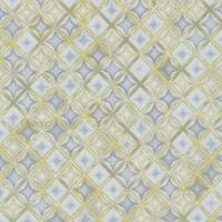 Winter's Grandeur 4-frost By Robert Kaufman-bty-gold And Silver