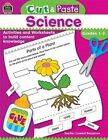 Cut and Paste Science by Jodene Smith 9780743937061 Paperback 2003