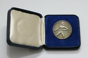 Switzerland-Dornach-Quincentenary-Medal-1949-Silver-33mm-15-Gr-IN-BOX-B26-BX1660