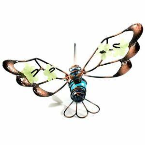 Dragonfly Garden Hook Regal Art Pot Hanger