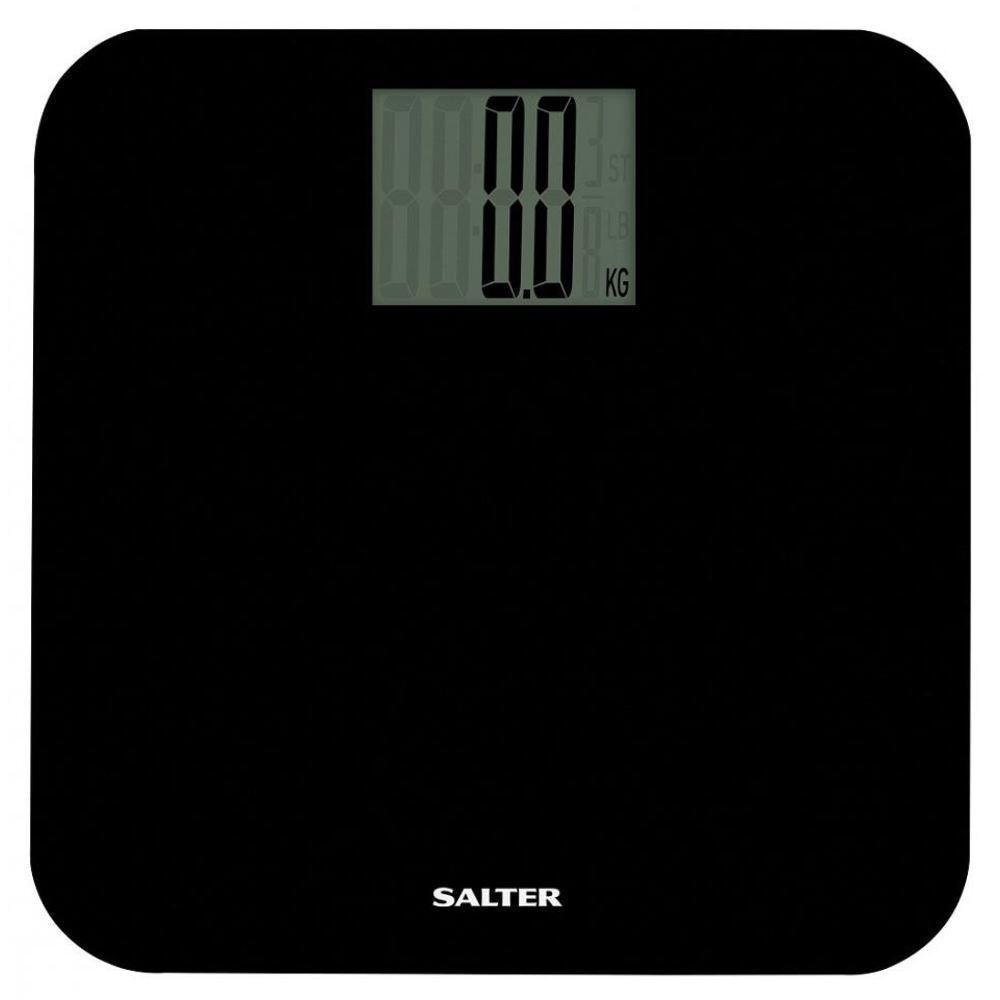 Salter Numérique Balance Salle de de de Bain Électronique Noir et Grande Taille ca6b69