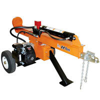 Brave 22 Ton Honda Gc Vertical/horizontal Gas Log Splitter